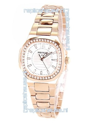 Patek Philippe Nautilus Ladies Replica Watch