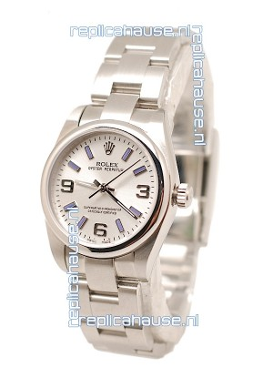 Rolex Oyster Perpetual Japanese Replica Watch - 28MM