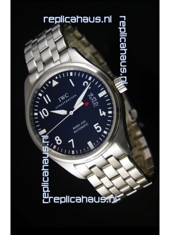 IWC MARK XVII Swiss Replica Watch in Steel Casing - 1:1 Mirror Replica