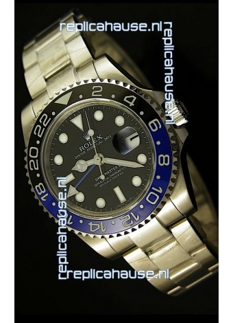 Rolex GMT Masters II Swiss Replica Watch - Utlimate 1:1 Mirror Replica Watch