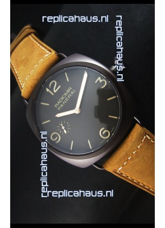 Panerai Radiomir 3 Days PAM00504 Composite Swiss Replica Watch P.3000 Movement