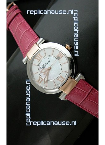 Chopard Imperiale Swiss Automatic Rose Gold Watch