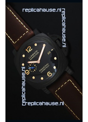 Panerai Luminor Marina PAM661 Carbotech 1:1 Mirror Replica Watch
