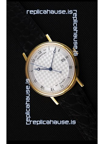 Breguet Classique 5177BA/12/9V6 Yellow Gold Watch with Roman Hour Markers