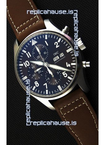IWC Pilot's Chronograph IW377713 Antoine De Saint Exupéry Swiss Replica Watch 1:1 Mirror Replica