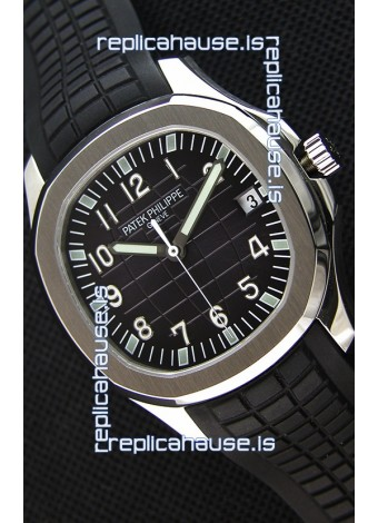 Patek Philippe Aquanaut 5167A-001 Swiss Replica Watch Grey Dial - 1:1 Mirror Edition