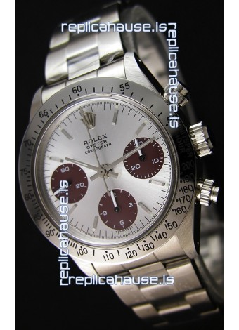 Rolex Daytona Vintage REF 6239 Swiss Replica Watch - 904L Steel Watch