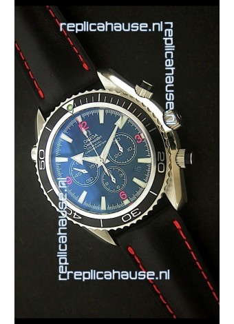 Omega Seamaster CO AXIALChronometer Watch in Black Dial