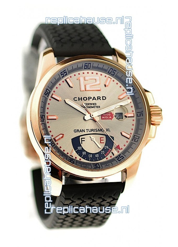 7111c9d5b20 Chopard Mille Miglia Power Control Gold Watch for just 229 USD