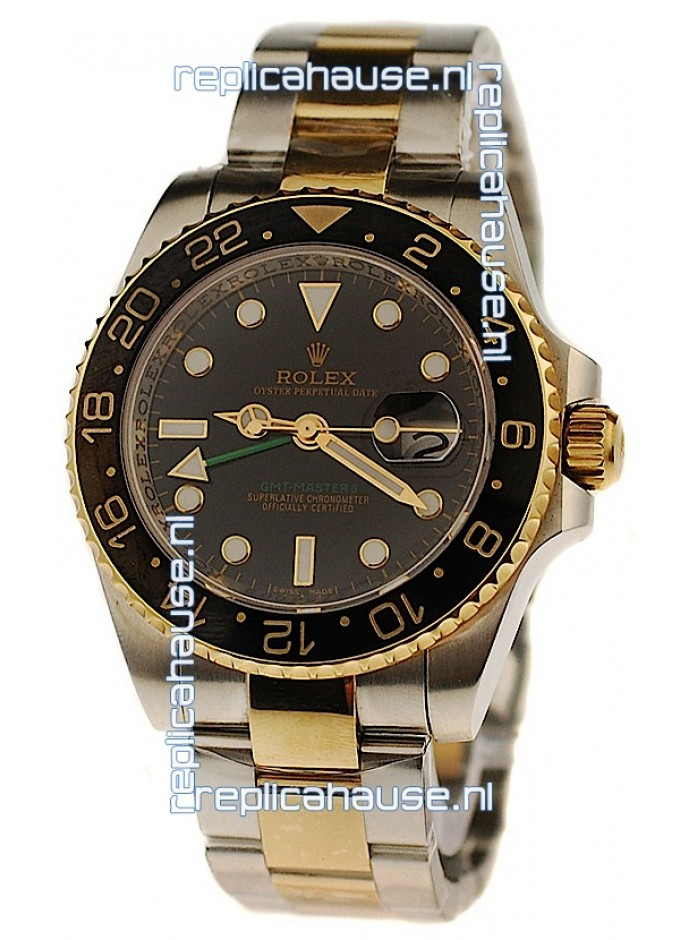 Rolex Gmt Master Ii Two Tone Replica Watch For Just 199 Usd