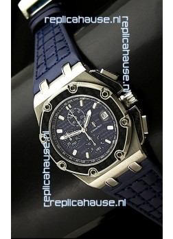 Audemars Piguet Juan Pablo Montoya Edition Swiss Watch - Secs hands at 12 O Clock