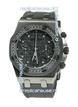 Audemars Piguet Royal Oak Offshore Lady Alinghi Limited Edition Swiss Diamond Watch
