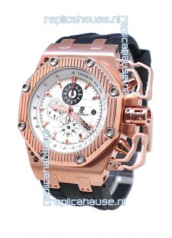 Audemars Piguet Royal Oak Offshore Limited Edition Survivor Rose Gold Watch