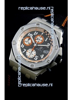 Audemars Piguet Royal Oak Offshore Tour Auto Swiss Watch - Secs hands at 12 O Clock