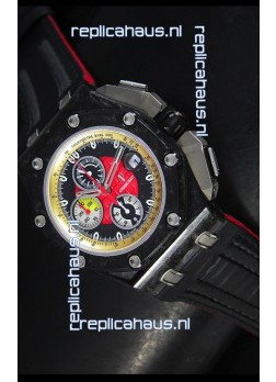 Audemars Piguet Royal Oak Offshore Grand Prix Forged Carbon Swiss Watch Ultimate 1:1 3126 Movement