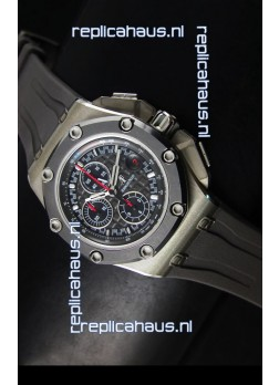 Audemars Piguet Royal Oak Offshore Michael Schumacher Titanium - Ultimate 1:1 3126 Movement