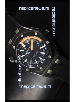 Audemars Piguet Royal Oak Offshore Diver Scuba Swiss Ceramic Watch Ultimate 1:1 3120 Movement
