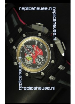 Audemars Piguet Royal Oak Offshore Grand Prix Carbon Finish 1:1 Mirror Replica Watch
