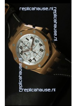 Audemars Piguet Royal Oak Offshore Pink Gold 1:1 Mirror Ultimate Edition Watch
