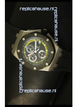 Audemars Piguet Royal Oak Offshore Sebastian Buemi Titanium - 1:1 Mirror Replica Watch