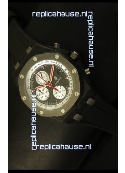 Audemars Piguet Royal Oak Offshore Jarno Trulli Forged Carbon Case - 1:1 Mirror Replica Watch
