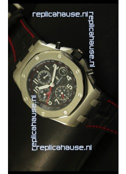 Audemars Piguet Royal Oak Offshore Black Themes 1:1 Mirror Replica Watch