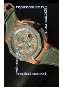Audemars Piguet Royal Oak Offshore Lebron James 44MM 1:1 Mirror Ultimate Replica Watch