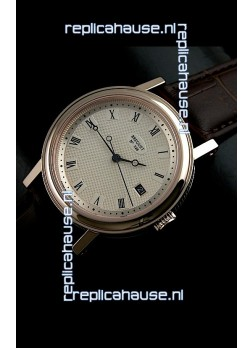 Breguet 526 Y Swiss Replica Watch in White Dial