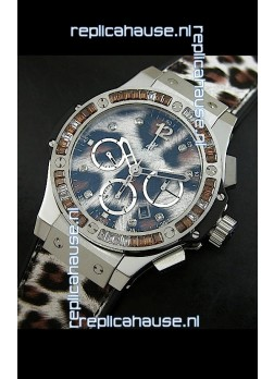 Hublot Big Bang Leopard Special Edition Swiss Replica Watch
