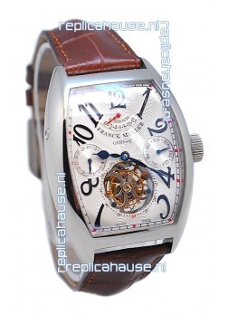 Franck Muller Casablanca Calender Tourbillon Swiss Watch