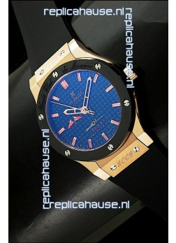 Hublot Fusion Bang Yacht De Monaco Swiss Watch Ceramic Bezel