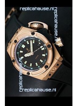 Hublot Big Bang Divers 4000M Swiss Replica Watch - 1:1 Mirror Replica Watch