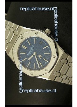 Audemars Piguet Royal Oak Ultra Thin Swiss Replica Watch in Blue Dial