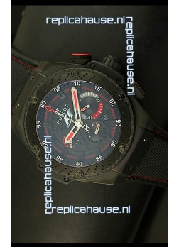 Hublot Big Bang King Power Formula 1 Swiss Watch in PVD Case - 1:1 Mirror Replica