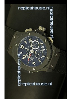 Hublot Big Bang Yacht Club De Monaco Edition Black Ceramic Case Watch