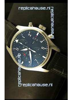 IWC Fliegeruhr Chronograph Swiss Watch - 1:1 Mirror Replica Watch