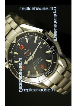 Omega Seamaster Planet Ocean Skyfall Japanese Replica Watch - 45MM