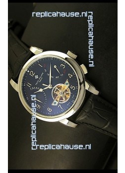 Patek Philippe Grand Complications Tourbillon Automatic Watch in Steel