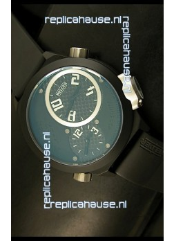 Welder K23 Duo Side Japanese Replica Watch in PVD Casing