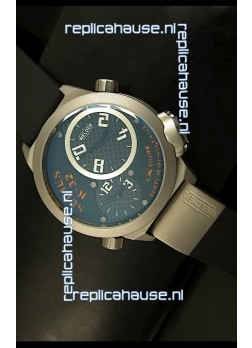 Welder K23 Duo Side Japanese Replica Watch in Stainless Steel Case