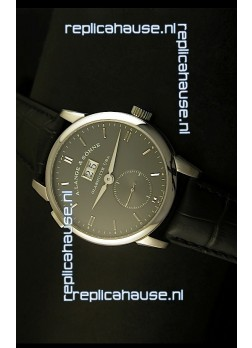 A.Lange & Sohne Reguliert Manual Handwind Watch in Grey Dial