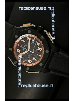 Audemars Piguet Royal Oak Offshore ARNOLD SCHWARZENEGGER The Legacy Limited Edition Watch
