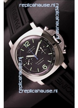 Panerai Luminor Regatta Flyback Swiss Watch - 1:1 Mirror Replica