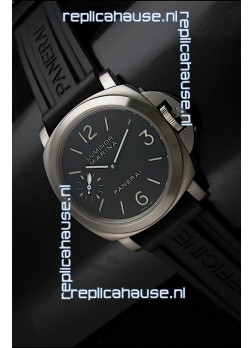 Panerai Luminor Marina PAM177 Swiss Watch in Titanium Casing - 1:1 Mirror Replica