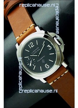 Panerai Luminor Marina Swiss Watch in Steel - PAM0005