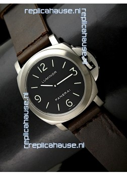 Panerai Luminor Marina Swiss Watch in Titanium - 1:1 Mirror Replica PAM116