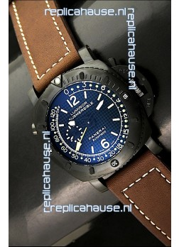 Panerai Luminor Submersible GMT Swiss PVD Watch