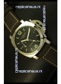 Panerai Luminor PAM535 GMT Swiss Watch - 1:1 Ultimate Mirror Edition