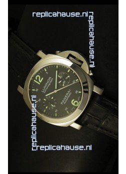 Panerai Luminor Chronograph PAM310 Chronograph Black Dial 40MM