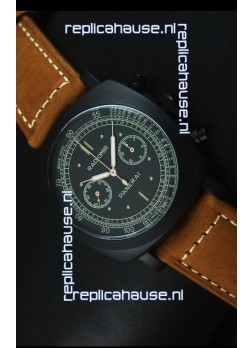 Panerai Radiomir 1940 Chronograph Watch in PVD Coating